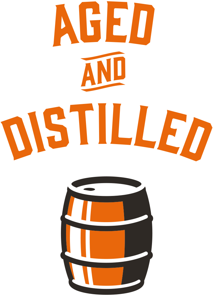 Aged and Distilled Logo